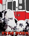 Dalmatian fire dogs children's and adults coloring book creative journal
