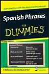 2007 Spanish Phrases for Dummies, Target One Spot Edition