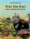 Riwi the Kiwi Goes Looking for His Tea (OpenDyslexic)