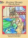 Sleeping Beauty: Coloring Book