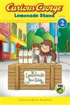Curious George Lemonade Stand (Reader Level 2)