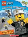 Lego City - Escape from Lego City!: Sticker Storybook