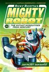 Ricky Ricotta's Mighty Robot vs the Mutant Mosquitoes from Mercury (#2)