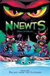 Escape from the Lizzarks (Nnewts #1), Volume 1