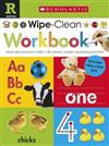 Scholastic Early Learners: Wipe Clean Workbook (Reception)