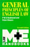 General Principles Of English Law 7e