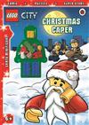 LEGO CITY: Christmas Caper Activity Book with Minifigure