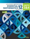 Jacaranda Maths Quest 12 Essential Mathematics Units 3&4 for Queensland eBookPLUS and Print