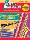 Accent on Achievement, Bk 2: B-Flat Trumpet, Book & CD