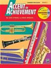 Accent on Achievement, Bk 2: Combined Percussion---S.D., B.D., Access., Timp. & Mallet Percussion, Book & CD