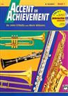 Accent on Achievement, Bk 1: B-Flat Trumpet, Book & CD