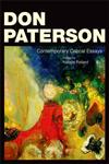 Don Paterson: Contemporary Critical Essays