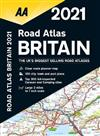 Road Atlas Britain 2021