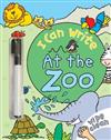 I Can Write: At the Zoo