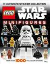 Ultimate Sticker Collection: Lego(r) Star Wars: Minifigures: More Than 1,000 Reusable Full-Color Stickers