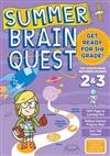 Summer Brain Quest Get Ready for 3rd Grade