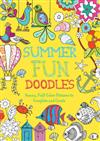 Summer Fun Doodles: Sunny Full-Color Pictures to Complete and Create