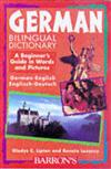 German Bilingual Dictionary: A Beginner's Guide in Words and Pictures