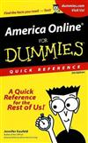 America Online for Dummies Quick Reference