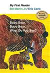 Baby Bear, Bear Bear, What Do You See?