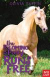 The Palomino Pony Runs Free