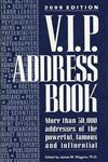 V.I.P. Address Book