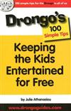 Keeping the Kids Entertained for Free: Drongo's 100 Simple Tips