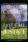 Last Call for Justice: A Mellingham Mystery