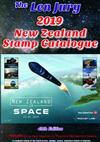 The Len Jury New Zealand Stamp Catalogue 2019