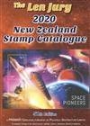 The Len Jury New Zealand stamp catalogue 2020