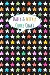 Daily & Weekly Chore Chart: Kids Good Behaviour, Achievements Journal and Tasks Tracker