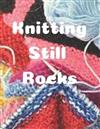 Knitting Still Rocks: Knitting Graph Paper Notebook, Journal with 2:3 and 4:5 Ratio Graph Paper