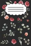 Rose Notebook: Rose Notebook, Journal, Diary size 6x9