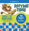 Now I'm Reading! Level 2 Rhyme Time