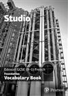 Studio Edexcel GCSE French Foundation Vocab Book (pack of 8)