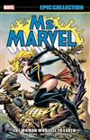 Ms. Marvel Epic Collection: The Woman Who Fell To Earth