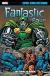 Fantastic Four Epic Collection: By Ben Betrayed