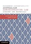 Government Accountability Sources and Materials: Australian Administrative Law