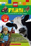 Farm (Lego Nonfiction), Volume 6: A Lego Adventure in the Real World