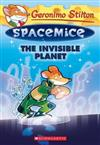 Geronimo Stilton Spacemice #12: Invisible Planet