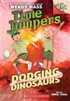 Dodging Dinosaurs: A Branches Book (Time Jumpers #4), Volume 4