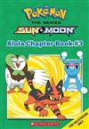 Adventure on Treasure Island (Pokemon Alola Chapter Book #3), Volume 3