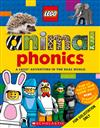 Animals Phonics Box Set: A Lego Adventure in the Real World