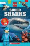 Super Sharks (Lego Nonfiction), Volume 7: A Lego Adventure in the Real World