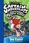 Captain Underpants and the Preposterous Plight of the Purple Potty People Colour Edition (HB)