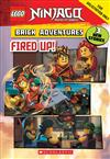 Fired Up! (Lego Ninjago: Brick Adventures)
