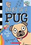 Pug Blasts Off: A Branches Book (Diary of a Pug #1), Volume 1