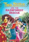 Thea Stilton #32: Thea Stilton and the Rainforest Rescue