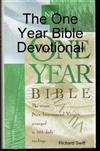 The One Year Bible Devotional