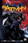 Batman: The Rebirth Deluxe Edition Book 4